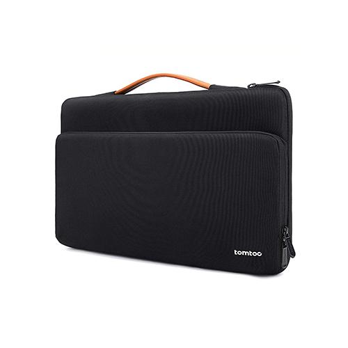 "Túi Xách Chống Sốc Tomtoc (USA) Briefcase Macbook Pro 13"" - Black (A14-B02H)"