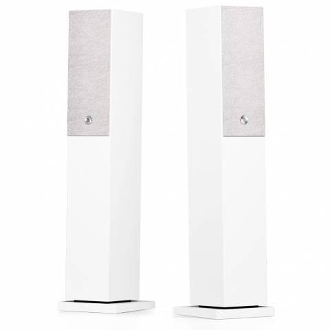Loa APO Audio Pro A36 MultiRoom HDMI ARC Speaker White