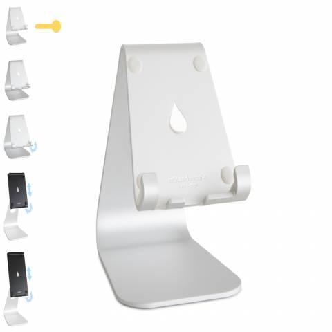 Đế Tản Nhiệt Rain Design (USA) MStand Mobile - Silver (10059)