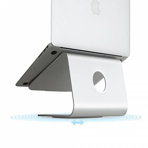 Đế Tản Nhiệt Rain Design (USA) MStand Laptop 360 - Silver (10036)