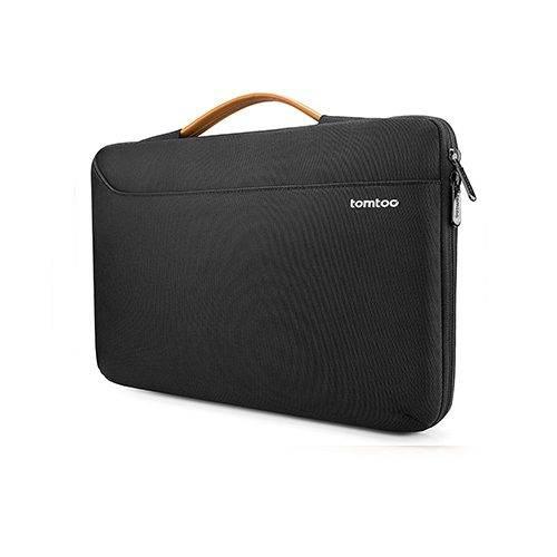 Túi Chống Sốc Tomtoc (USA) Spill-Resistant Macbook Pro 16'' - Black (A22-E02H01)