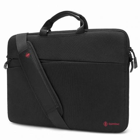 Túi Xách Tomtoc (USA) Messenger Bags Macbook Pro 15″ - Black (A45-E01D)