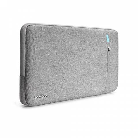 "Túi Tomtoc (USA) 360° Protective Macbook Air/Pro Retina 13""- Gray (A13-C01G)"