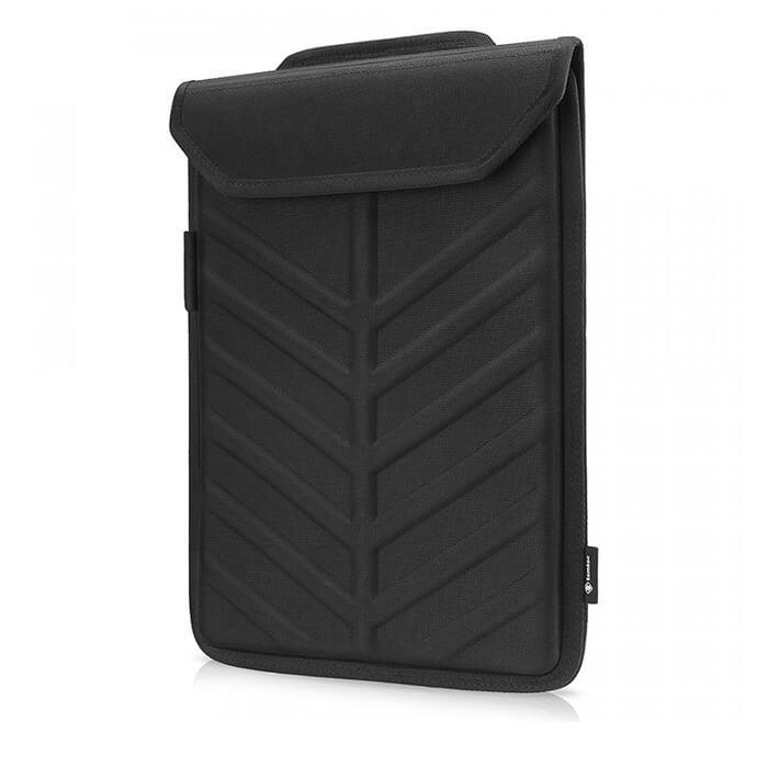 Túi Tomtoc (USA) Eva Hard Shell Macbook Pro 13'' - Black (A24-C02D01)