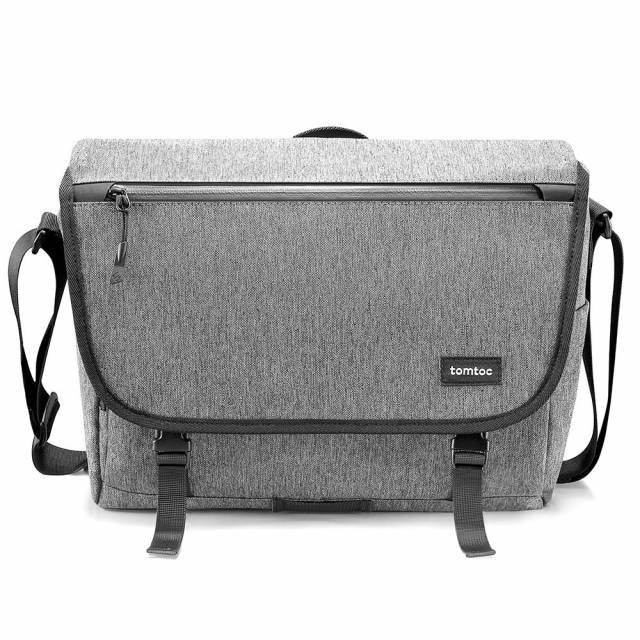 Túi Tomtoc (USA) Messenger Multi-Function For Ultrabook 13-13.5'' - Gray (A47-C01G)