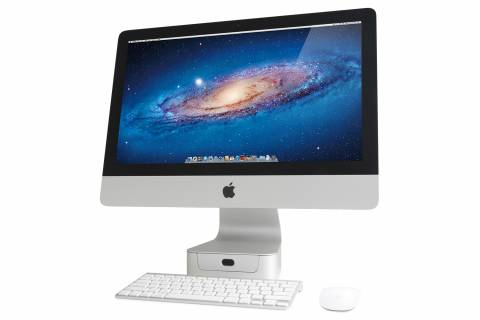 "Đế Rain Design (USA) mBase iMac 21"""