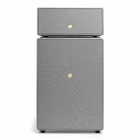Loa APO Audio Pro DrumFire MultiRoom Speaker Grey
