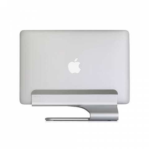 Đế Tản Nhiệt Rain Design (USA) MTower Vertical Macbook - Silver (10037)