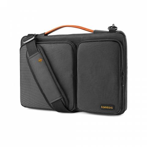 Túi Đeo TOMTOC (USA) 360* Shoulder Bags MacBook Pro 13'' - Black (A42-C01D)