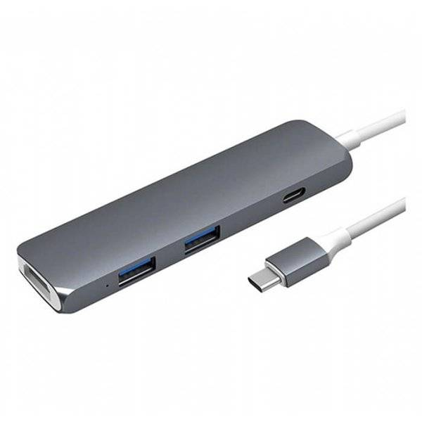 Cổng Chuyển Hyperdrive USB-C Hub With 4K HDMI Support (GN22B)