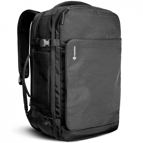 Balo Tomtoc (USA) Flight Approved Travel 40L 17.3″ Gray ( A81 )