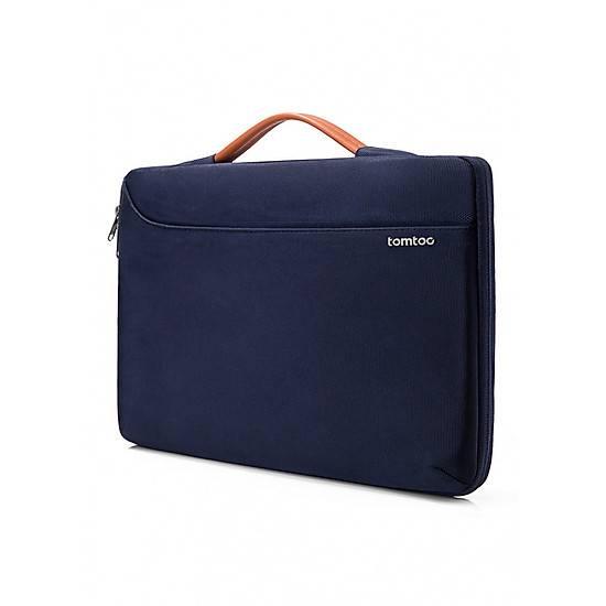 Túi Chống Sốc Tomtoc (USA) Spill-Resistant Macbook Pro 13'' - Blue ( A22-C02B01)