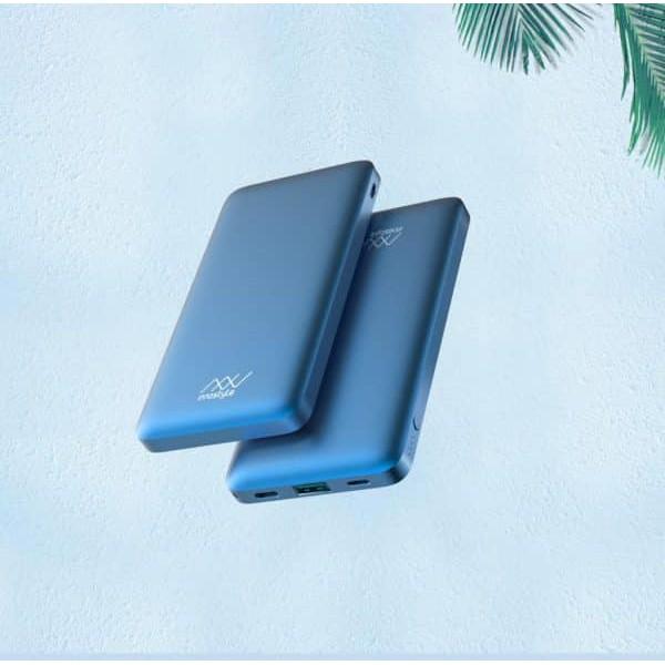 Pin Innostyle Powergo Pro 10000mah Dark Blue (PD 18W + QC3.0 18W) (IP18PD)
