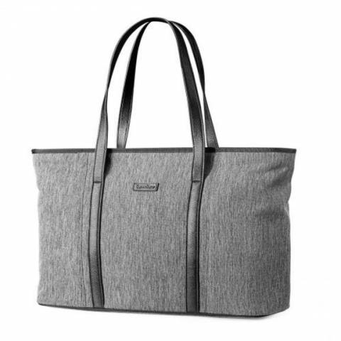 "Túi Tomtoc (USA) Fashion And Stylish Tote Bag For Ultrabook 13""/15"" - Gray (A48-E02G)"