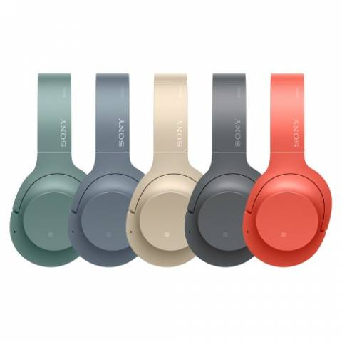 Tai Nghe Bluetooth Chụp Tai Sony WH-H900N