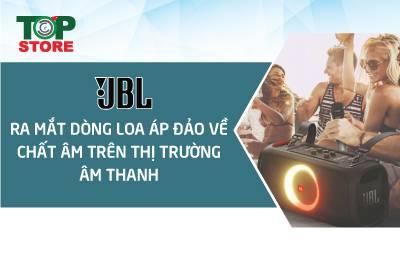 JBL ra mắt dòng loa áp đảo về chất âm trên thị trường âm thanh - Partybox On the go