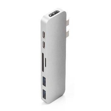"""Cổng chuyển HyperDrive DUAL USB-C Hub (GN28B) for MacBook Pro 13""""15"""""""