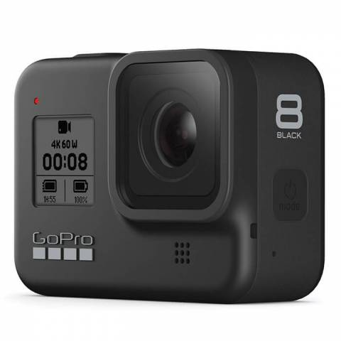 Camera hành trình GoPro HERO 8 Black - Hàng chính hãng