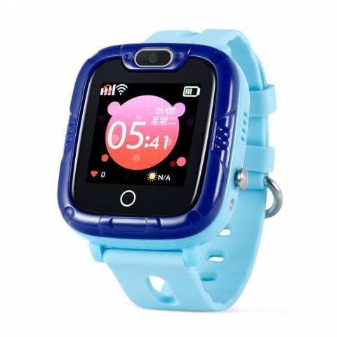 Đồng hồ định vị trẻ em Wonlex KT07 , hỗ trợ camera, gọi video call, kháng nước IP67