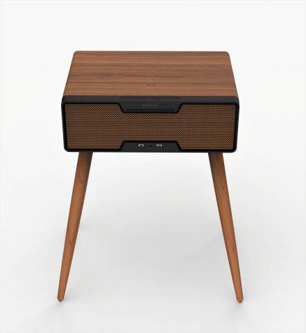 Loa Bluetooth Trio Z3 Walnut