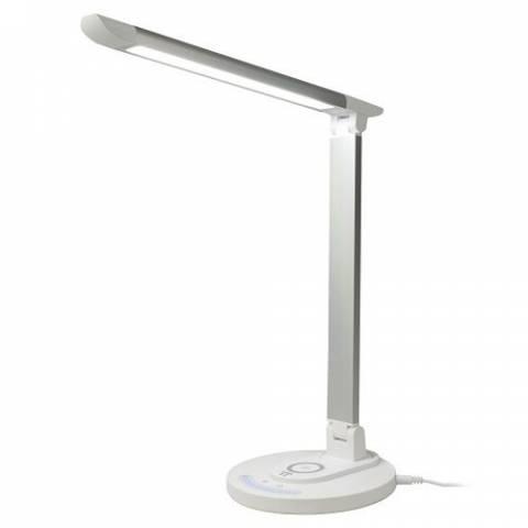 Đèn LED Bảo Vệ Mắt TaoTronics TT-DL053 , Tích Hợp Sạc Điện Thoại Không Dây - Hàng chính hãng