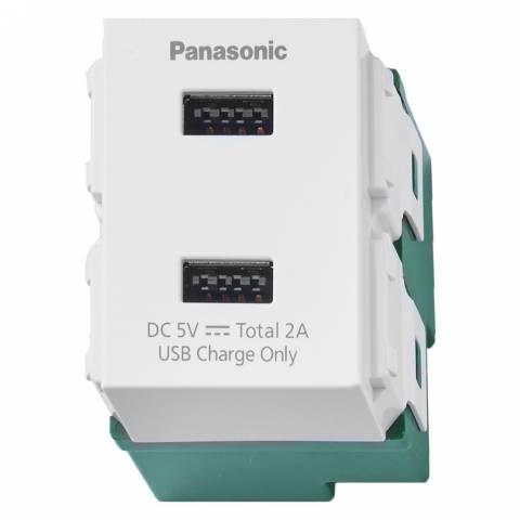 Ổ sạc USB 5V Panasonic