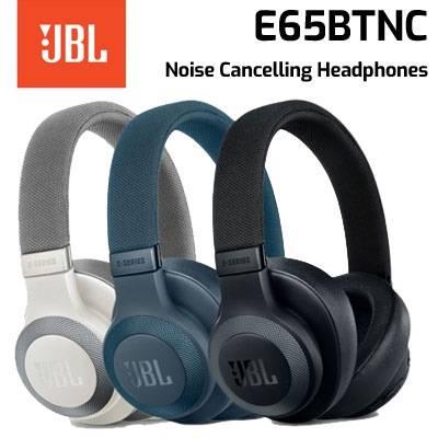 Tai Nghe Bluetooth Chụp Tai Chống Ồn JBL E65BTNC Chính Hãng