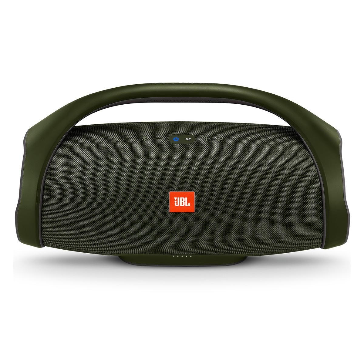 Loa Bluetooth JBL Boombox Green