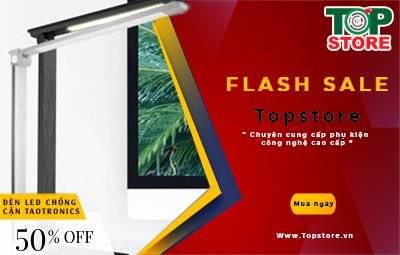 [SĂN SALE LINH ĐÌNH] Topstore sale đèn led chống cận thương hiệu Mỹ - Taotronics upto 50%
