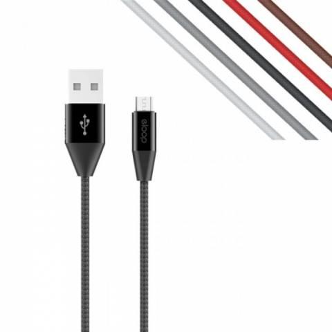 Cáp Sạc Eloop S32 USB-A To Micro Dài 1M2