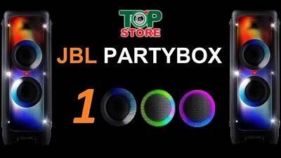Tết này nên mua loa gì? Cùng Partybox 1000 nghe nhạc đê mê