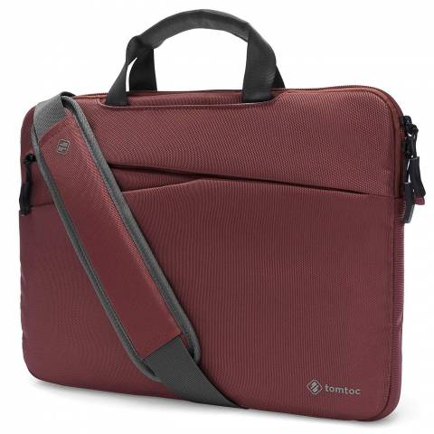 Túi Xách Tomtoc (USA) Messenger Bags Macbook 13'' - Dark Red (A45-C01R)