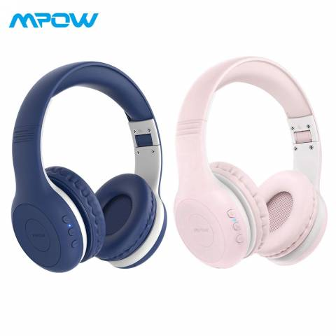 Tai Nghe Bluetooth Trẻ Em Mpow CH6 Plus