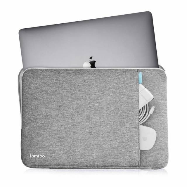Túi Chống Sốc Tomtoc (USA) 360° Protective Macbook Pro 13″ - Gray (A13-C02G)