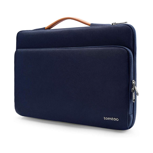 Túi Chống Sốc Tomtoc (USA) Briefcase Macbook Pro 15'' - Blue (A14-D01B)