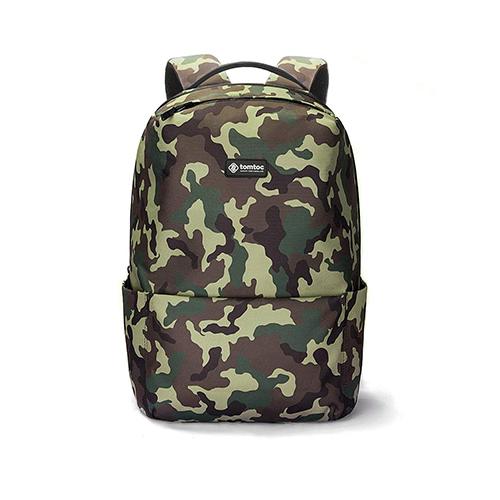 Balo Chống Trộm TOMTOC (USA) lightwweight Camping Laptop15 Black A72-E01D01