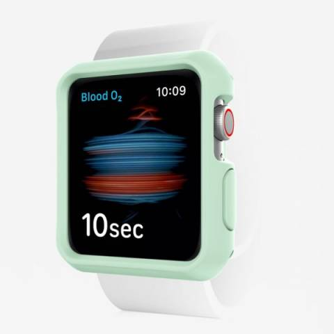 Ốp lưng Itskins (France) Spectrum Solid Drop Safe 2M/7FT- Antimicrobia Apple Watch SE/ 6/ 5/ 4 44MM