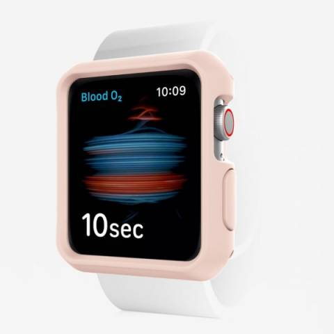 Ốp lưng Itskins (France) Spectrum Solid Drop Safe 2M/7FT- Antimicrobia Apple Watch SE/ 6/ 5/ 4 40MM