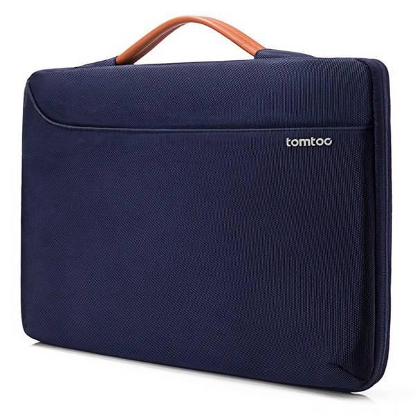 Túi Chống Sốc Tomtoc (USA) Spill-Resistant Macbook Pro 16'' - Blue (A22-E02B01)