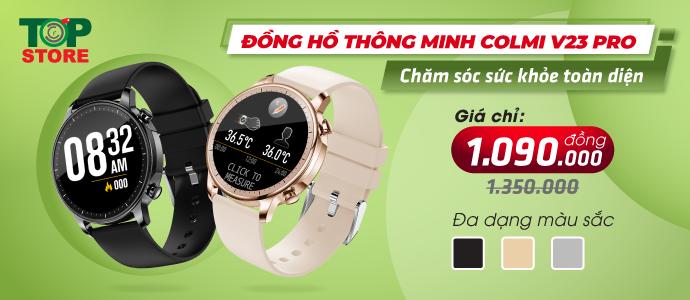 Đồng hồ thông minh Colmi V23 Pro