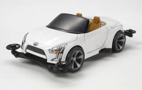 Xe Đua Lắp Ráp Tamiya Mini 4WD Daihatsu Kopen FI RMZ (VS)