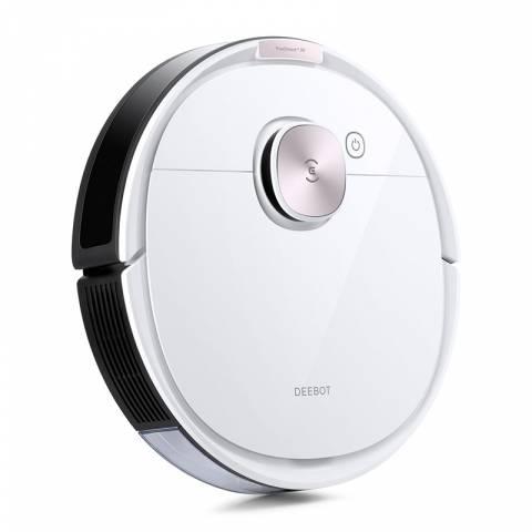 Robot Hút Bụi Deebot Ozmo T8 WHITE DLX 11-44