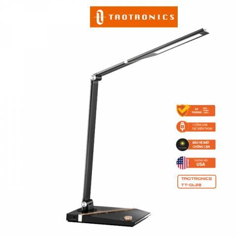 Đèn LED Chống Cận 12W TaoTronics TT-DL028 Chính Hãng