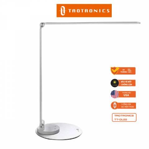 Đèn LED Chống Cận 10W Taotronics TT-DL22 Thân Kim Loại Chính Hãng