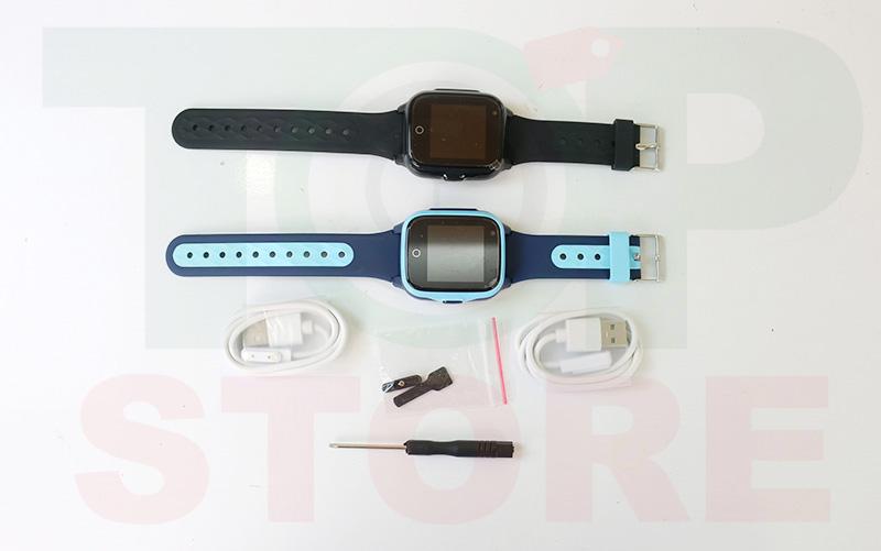 Bộ sản phẩm đầy đủ của đồng hồ Wonlex KT15