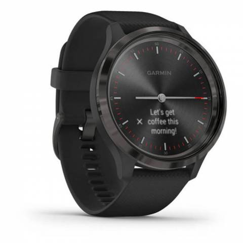 Đồng hồ Garmin Vivomove 3 (44mm) Silicone Band Chính Hãng