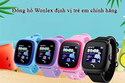 Đồng hồ Wonlex định vị trẻ em chính hãng - Topstore.vn