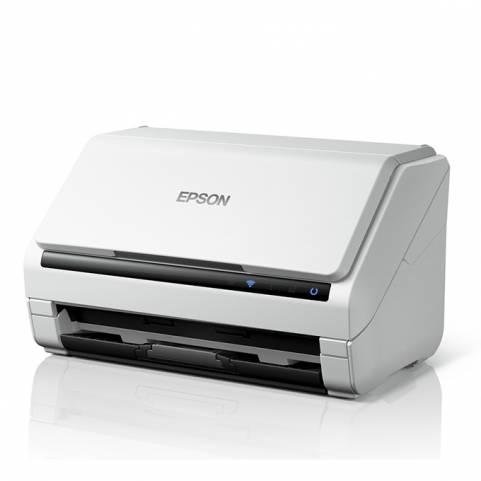 Máy Scan Epson DS-570W(A4) Chính Hãng