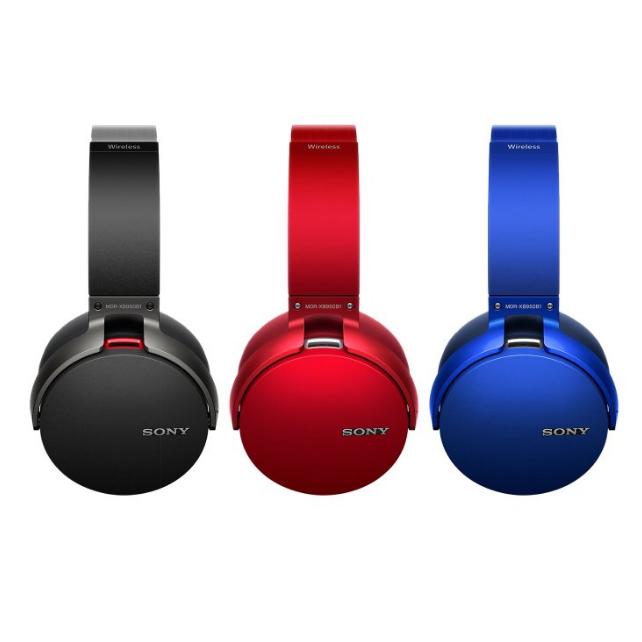 Tai Nghe Bluetooth Sony MDR-XB950B1 Chính Hãng