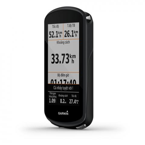 Thiết Bị Định Vị Gắn Xe Đạp Garmin Edge 1030+ Bundle, GPS, SEA_010-02424-80